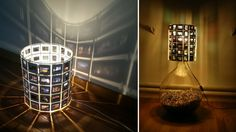 DIY lampe a pied lampe a poser diapositives Blog Karteko Blog Les Bricoleuzes