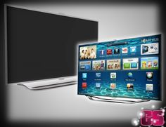 Samsung 3D LED Smart TV Series 8 by Anita