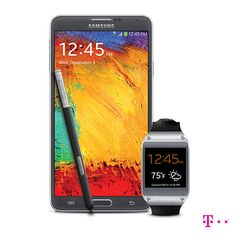 The Next Big Thing Is Here – the Samsung Galaxy Note® 3. And it's coming to T-Mobile. #Note3