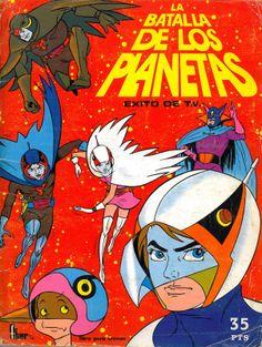 La batalla de los planetas 1980
