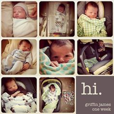 first week {griffin james} » The Macs