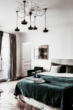 Eye-Opening Cool Ideas: Simple Minimalist Home Design minimalist bedroom art home office.Minimalist Home Organization Clothes minimalist bedroom art home office.Minimalist Home Interior Decor. Home Bedroom, Bedroom Decor, Bedroom Inspo, Bedroom Ideas, Bedroom Curtains, Bedroom Carpet, Velvet Bedroom, Velvet Bedspread, Dark Curtains