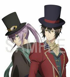 ❤ Lupin and Herlock ❤