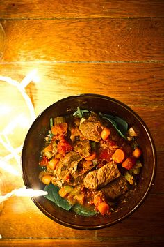 staying hungry : slow cooker beef and tomato stew