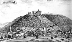 Burg Nanstein bei Landstuhl | PFALZ.de
