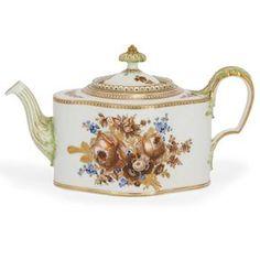 Fine Meissen Porcelain Antique Tea and Coffee Set 4