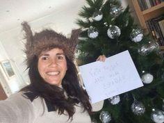 Feliz Navidad Andi desde España! Lucia <3