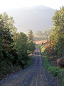 country roads VA