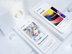 Crypter – NFT Marketplace UI Kit by Tran Mau Tri Tam ✪ Directory Design, Ui Design Inspiration, Job Opening, Ui Kit, Portfolio Design, Branding Design, Web Design, Marketing, Studio