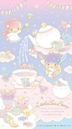 ★Wallpaper 720x1280 ★ #LittleTwinStars