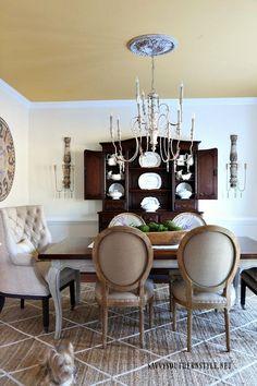Französisch Stil Stühle, Französisch Land Esszimmer, Land Französisch,  Große Wanduhren, Savvy Südlichen Stil, Französisch Antiquitäten, Stall,  Tricks, ...