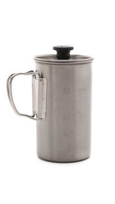 Titanium Coffee Press