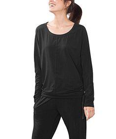 ESPRIT  Sports  Damen  Pullover  Relaxed  Lifestyle  Langarmshirt   Longsleeve 79469a7938