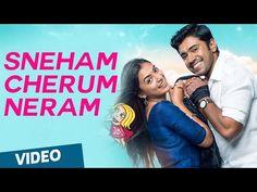 Official : Sneham Cherum Neram Video Song | Ohm Shanthi Oshaana | Nivin Pauly, Nazriya Nazim - YouTube