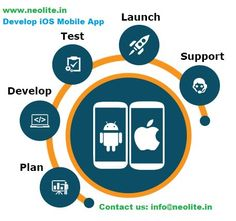 Neolite Infotech specializes in developing  iPhone and android applications for healthcare, education, transport, retail and other business units.