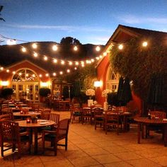 Autumn evenings in Carmel Valley leave very little to be desired.