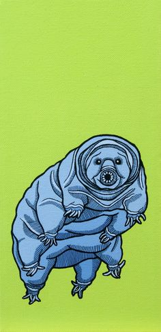 Whats that you say? Youve been looking high and low for a pop art print of the infamously indestructible tardigrade?! Well, look no further: Ive got you covered! This is a listing for an archival print of my original painting of an adorable little water bear; hes the perfect gift for the toughest person you know (and its ok if that person is you, I wont tell)! All archival prints are silver halide prints on Fuji photographic paper. (These are not inkjet prints.) All prints will arrive…