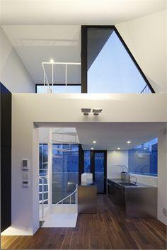 Grow - Tokyo, Japan - 2012 - APOLLO Architects & Associates #architecture #japan #interiors