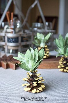 How to Clean Pine Cones for Crafts – Sustain My Craft Habit Mesh Christmas Tree, Christmas Pine Cones, Christmas Crafts, Christmas Christmas, Pine Cone Art, Pine Cone Crafts, Pine Cone Decorations, Christmas Tree Decorations, Primitive Christmas