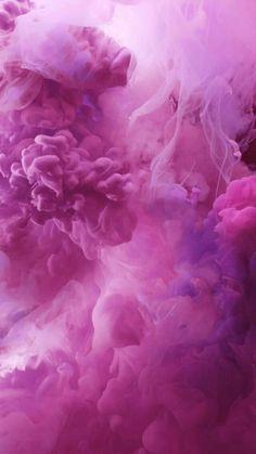 Pinke Wolken ☁