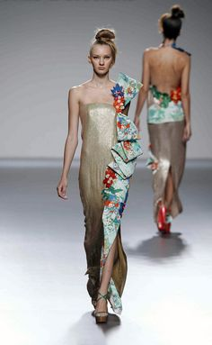 Victorio & Lucchino - Victorio & Lucchino - Madrid - Mujer - Primavera Verano 2013