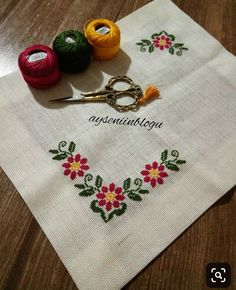 Although our first piece is not completely finished, I cannot bear it and share it with you ™ . Cross Stitch Bookmarks, Cute Cross Stitch, Cross Stitch Heart, Cross Stitch Borders, Cross Stitch Alphabet, Cross Stitch Flowers, Modern Cross Stitch, Cross Stitch Designs, Cross Stitch Embroidery