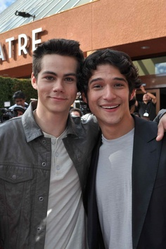 "My ""Teen Wolf"" guys."