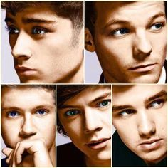 Those eyes.. (one direction,zayn malik,niall horan,louis tomlinson,harry styles,liam payne)
