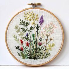 Wonderful Ribbon Embroidery Flowers by Hand Ideas. Enchanting Ribbon Embroidery Flowers by Hand Ideas. Hand Embroidery Tutorial, Embroidery Flowers Pattern, Paper Embroidery, Learn Embroidery, Hand Embroidery Stitches, Silk Ribbon Embroidery, Hand Embroidery Designs, Embroidery Kits, Diy Embroidery Hoop Art