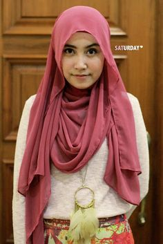 Pinky Hijab