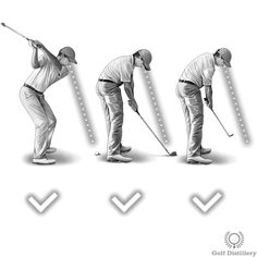 Golf Impact - How to Correctly Position your Body and Club at Impact