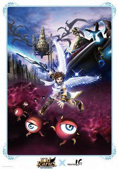 Kid Icarus Uprising, thanatos rising