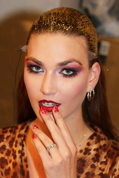 JAIME LEE MAJOR: Backstage diary at PFF 2013 for her new collection 'Light Magic' by Thom Kerr