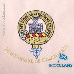 MacDonald of Clanran