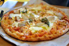 طعام ايطالى: طريقة تحضيربيتزا  مارينارا لايت بالصور