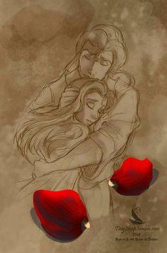 Ponme como un sello sobre tu corazón, como una marca sobre tu brazo; Porque fuerte es como la muerte el amor; Duros como el Seol los celos; Sus brasas, brasas de fuego, fuerte llama. Las muchas aguas no podrán apagar el amor, Ni lo ahogarán los ríos. Si diese el hombre todos los bienes de su casa por este amor, De cierto lo menospreciarían. Cantares 8:6-7
