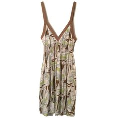 """Puella Anthropologie Sz S Cotton Geometric  Dress Puella Anthropologie Sz Small V Neck  Sleeveless Elasticized under bust 100% cotton  Underarm across 13""""Length 38""""  Very soft Geometric pattern Pre-owned slightly faded No holes or stains. Anthropologie Dresses"""