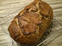 Magyar ízek tárháza: Kovászos rozskenyér Bread, Dishes, Brot, Tablewares, Baking, Breads, Buns, Dish, Signs