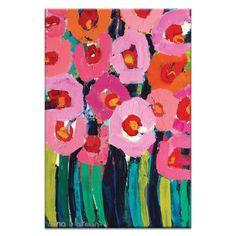 Pink Poppies by Anna Blatman   Artist Lane