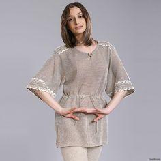блузка в народном стиле. folkstyle.