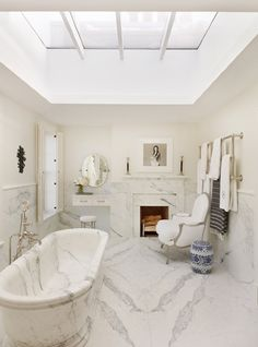Skylight and Marvelous Marble