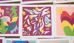 YaleNews | Smilow's 'Dream Cloud' exhibit showcases the healing power of art