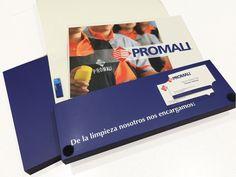 Press kit Promali