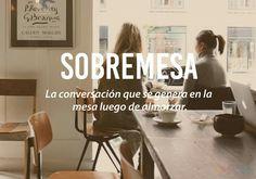 10. Del español