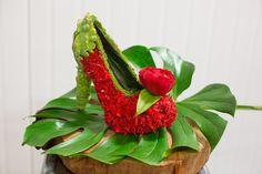 Blog of Mayesh Wholesale Florist - Francoise Weeks Workshop: Floral Shoes / Photography: Wheeland Photography / Design: Luna Gardens