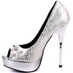 Manchi - Silver  Promise Shoes