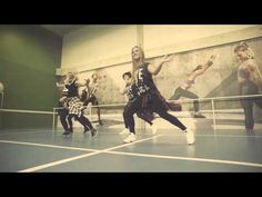 """When the Day Comes"" (Nico & Vinz) Dance Fitness by Niina, Mariann, Kertu and Elke - YouTube"