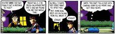 HUBRIS! Comic Strip on GoComics.com