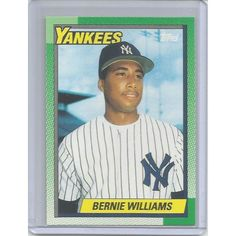 2011 Topps 60 Years of Topps #39 Bernie Williams ~ Yankees Listing in the Insert,2011-Present,Singles,MLB,Baseball,Sports Cards & Stickers,Sport Memorabilia & Cards Category on eBid Canada | 151902007