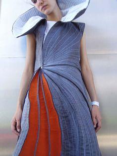 Vestido Geometrico